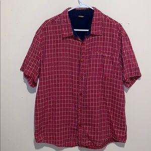 Kavu Cotton Collared Shirt